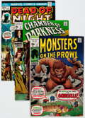 Bronze Age (1970-1979):Horror, Marvel Bronze Age Horror Comics Group of 14 (Marvel, 1970s)Condition: Average VF.... (Total: 14 Comic Books)