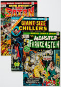 Bronze Age (1970-1979):Horror, Marvel Bronze Age Horror Comics Group of 24 (Marvel, 1970s)Condition: Average VF.... (Total: 24 Comic Books)