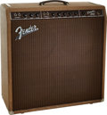 Musical Instruments:Amplifiers, PA, & Effects, 1960 Fender Concert Brown Guitar Amplifier, Serial # 00695....