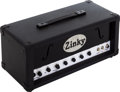 Musical Instruments:Amplifiers, PA, & Effects, 2000's Zinky Mofo Black Guitar Amplifier Head, Serial # 100....