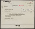 Basketball Collectibles:Others, 1973 Uncashed Check Issued to Dan Issel....