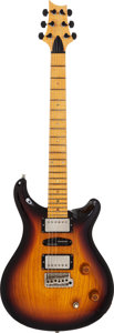 Musical Instruments:Electric Guitars, Circa 1997 Paul Reed Smith (PRS) Swamp Ash Special Sunburst SolidBody Electric Guitar, Serial # 6713664....