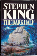 Books:First Editions, Stephen King. The Dark Half. London Sydney Auckland Toronto:Hodder & Stoughton, [1989]....