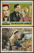 """Movie Posters:Drama, The Love Flower & Other Lot (United Artists, 1920). Lobby Cards(2) (11"""" X 14""""). Drama.. ... (Total: 2 Items)"""