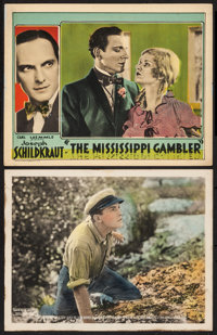 """The Love Flower & Other Lot (United Artists, 1920). Lobby Cards (2) (11"""" X 14""""). Drama. ... (Total: 2..."""