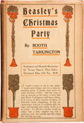 Books:First Editions, Booth Tarkington. Beasley's Christmas Party. New York andLondon: Harper & Brothers, 1909....