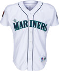 Baseball Collectibles:Uniforms, 1994 Alex Rodriguez Game Worn Seattle Mariners Jersey. ...