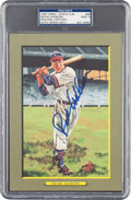 Autographs:Sports Cards, Signed 1997 Perez-Steele Great Moments #98 Richie Ashburn PSA/DNA Mint 9. ...