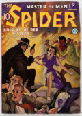Pulps:Hero, The Spider #1935 - September (Popular, 1935) Condition: VG/FN....