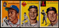 Baseball Cards:Lots, 1954 Topps Baseball Collection (31)....
