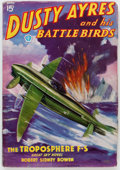 Pulps:Adventure, Dusty Ayres and His Battle Birds - April 1935 Issue (Popular Publications) Condition: GD/VG....