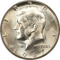 Kennedy Half Dollars, 1967 50C MS67 PCGS....