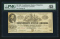 Confederate Notes:1862 Issues, CT42/334 $2 1862 Counterfeit.. ...
