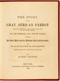 Books:Non-fiction, Harry Gringo. The Story of the Gray African Parrot who wasRescued by the Little Sailor Boy in the River Gaboon......