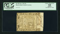 Colonial Notes:Rhode Island, Rhode Island May 1786 20s PCGS Apparent Choice About New 55.. ...