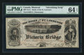 Canadian Currency: , Montreal, PQ- Banks of the St. Lawrence G(rand) T(runk) Railway AdNote 500 circa 1860s Vlack 4635. ...