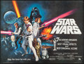 "Movie Posters:Science Fiction, Star Wars (20th Century Fox, 1978). British Quad (30"" X 40"")Academy Awards Style. Science Fiction.. ..."