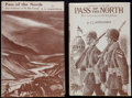 Books:Americana & American History, C. L. Sonnichsen. SIGNED. Pass of the North. El Paso: TexasWestern Press, 1968, 1980.... (Total: 2 Items)