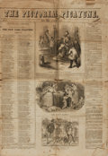 Books:Periodicals, [Illustrated Periodical, Newspaper]. Single Issue of ThePictorial Picayune. No. 2. January 1, 1852. ...
