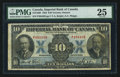 Canadian Currency: , Toronto, ON- Imperial Bank of Canada $10 Nov. 1, 1923 Ch.#375-18-08. ...