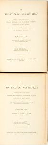 Books:Natural History Books & Prints, B. Maund. The Botanic Garden. London: George Bell and Sons, 1878.... (Total: 2 Items)