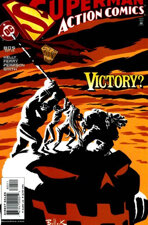 Issue cover for Issue #805