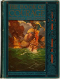 Books:Children's Books, Hermann Hagedorn. The Book of Courage. Oakland: TheSmithsonian Company, [1930]....