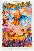 """Movie Posters:Animation, Hercules & Other Lot (Buena Vista, 1997). One Sheets (3) (27"""" X 40"""") DS. Animation.. ... (Total: 3 Items)"""