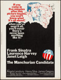 "Movie Posters:Thriller, The Manchurian Candidate (United Artists, 1962). Poster (30"" X 40"") Style Y. Thriller.. ..."
