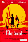 """Movie Posters:Documentary, The Endless Summer II (New Line, 1994). One Sheet (27"""" X 40"""") SS. Documentary.. ..."""