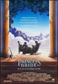 "The Princess Bride (20th Century Fox, 1987). One Sheet (27"" X 39.5"") SS. Fantasy"