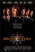 """Movie Posters:Swashbuckler, The Three Musketeers & Other Lot (Buena Vista, 1993). One Sheets (2) (27"""" X 40"""", 27"""" X 41"""") DS & SS. Swashbuckler.. ... (Total: 2 Items)"""