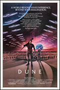"""Movie Posters:Science Fiction, Dune (Universal, 1984). One Sheet (27"""" X 41""""). Science Fiction....."""