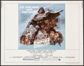 "Movie Posters:Science Fiction, The Empire Strikes Back (20th Century Fox, 1980). Half Sheet (22"" X28"") Style B. Science Fiction.. ..."
