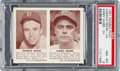 Baseball Cards:Singles (1940-1949), 1941 R330 Double Play Pee Wee Reese/Higbe #23/24 PSA NM-MT 8....