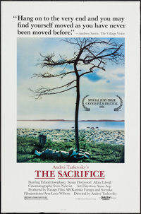 """The Sacrifice & Other Lot (Orion Classics, 1986). One Sheets (2) (27"""" X 41""""). Foreign. ... (Total: 2 I..."""