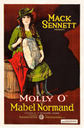 "Movie Posters:Comedy, Molly O (Associated First National Pictures, 1921). One Sheet (27""X 41"") Style B.. ..."