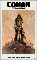 "Movie Posters:Action, Conan the Barbarian (Universal, 1980). Poster (22"" X 36"") Advance.Action.. ..."