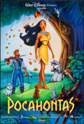 """Movie Posters:Animation, Pocahontas & Others Lot (Buena Vista, 1995). One Sheets (3)(27"""" X 40"""") SS Forest Style, DS Advance, and DS IMAX Advance. An...(Total: 3 Items)"""