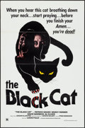 """Movie Posters:Horror, The Black Cat & Others Lot (World Northal, 1984). One Sheets (45) (27"""" X 41"""") Flat Folded. Horror.. ... (Total: 45 Items)"""