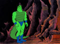 Animation Art:Production Cel, He-Man and the Masters of the Universe Lizardman ProductionCel and Animation Drawing Group of 3 (Filmation, 1984).... (Total:4 Items)