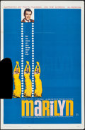 "Movie Posters:Documentary, Marilyn (20th Century Fox, 1963). One Sheet (27"" X 41""), Uncut Pressbook (8 Pages, 13"" X 16.5""), and Photo (8"" X 10""). Docum... (Total: 3 Items)"
