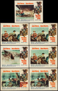 "Movie Posters:Western, The Sons of Katie Elder & Other Lot (Paramount, 1965/R-1968).Lobby Cards (12) (11"" X 14""). Western.. ... (Total: 12 Items)"