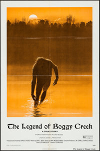 "The Legend of Boggy Creek & Others Lot (Howco, 1973). One Sheets (3) (27"" X 41""). Thriller. ... (Total..."