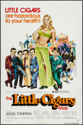 """Movie Posters:Crime, The Little Cigars Mob & Others Lot (American International, 1973). One Sheets (4) (27"""" X 41""""). Crime.. ... (Total: 4 Items)"""