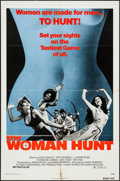 """Movie Posters:Exploitation, The Woman Hunt & Other Lot (New World, 1972). One Sheet (27"""" X41""""). Exploitation.. ... (Total: 3 Items)"""