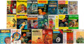 Pulps:Science Fiction, Science Fiction Pulp Digest Group (Miscellaneous Publishers, 1960s-70s) Condition: Average VG.... (Total: 22 Items)