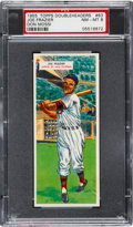 Baseball Cards:Singles (1950-1959), 1955 Topps Doubleheaders Frazier/Mossi #83/84 PSA NM-MT 8 - PopTwo, None Higher. ...