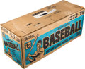 Baseball Cards:Unopened Packs/Display Boxes, 1979 Topps Baseball Unopened Case With Fifteen 24-Count CelloBoxes! ...
