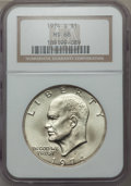 Eisenhower Dollars, 1974-S $1 Silver MS68 NGC. NGC Census: (181/1). PCGS Population (1060/3). Mintage: 1,900,156. Numismedia Wsl. Price for pro...